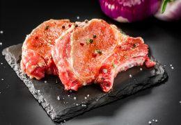Чалагач (свинина на кости)