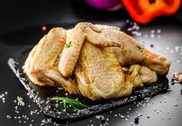 Цыпленок BBQ